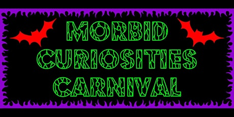 Morbid Curiosities and HearseCon - RESCHEDULED to 8/15/2020 tickets