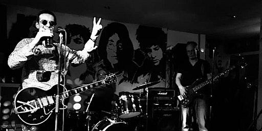 Melvin Hancox Band - Blues/Rock Psychedelia
