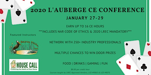 2020 Bayou Title, Inc. CE Conference