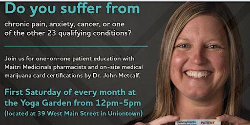 Medical Marijuana Certifications and Renewals - Uniontown