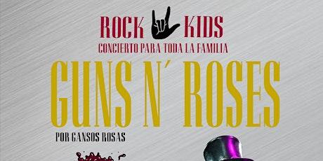 Gansos Rosas  para toda la familia en Logroño entradas