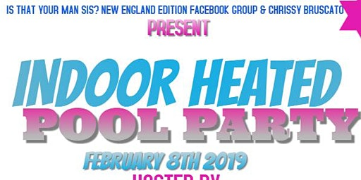 Indoor Heated Pool Party