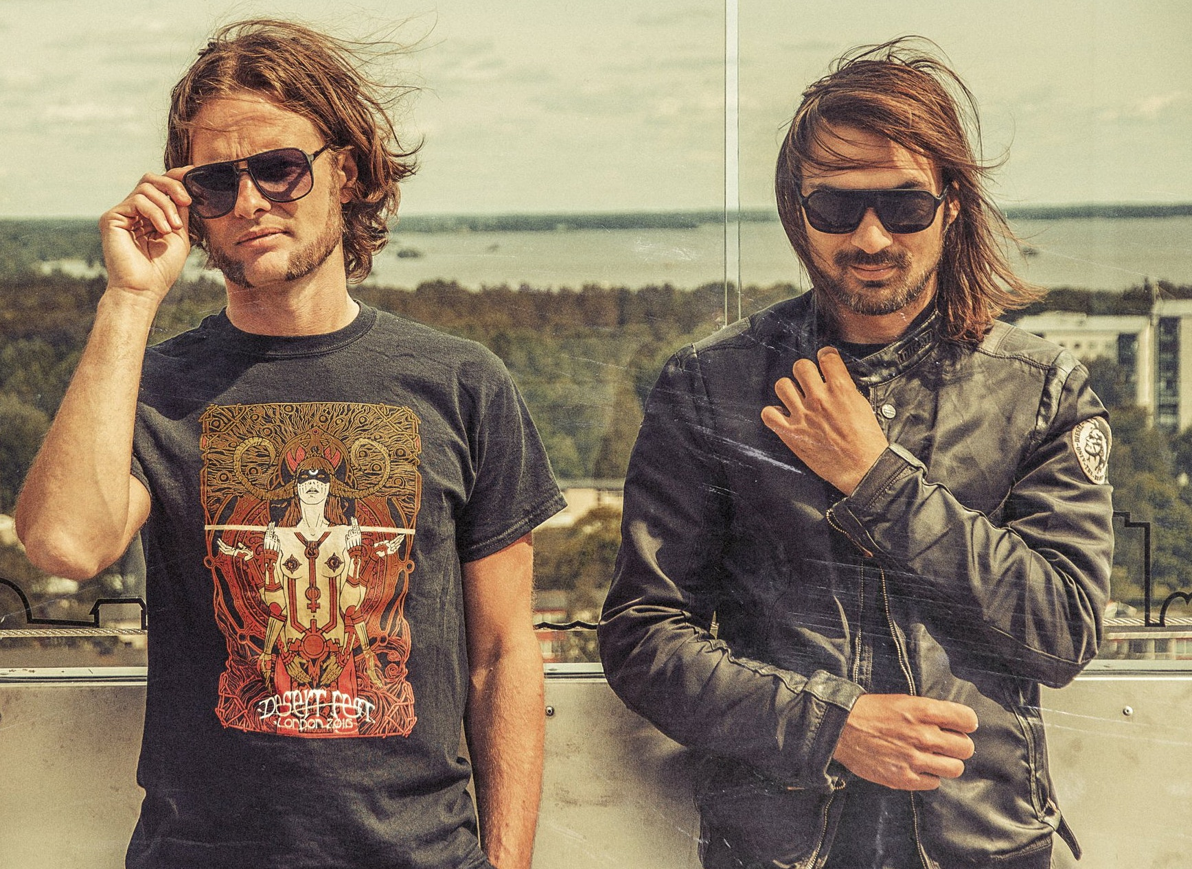Truckfighters / Valley of the Sun / Cloud Cruiser