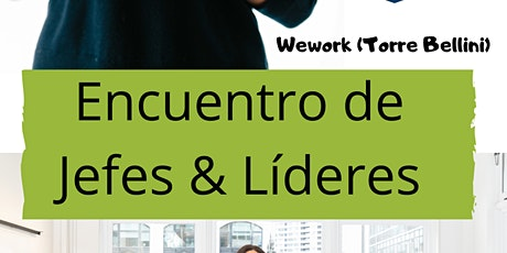 Networking de Jefes & Lideres entradas