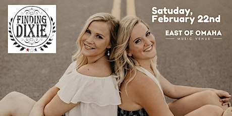 Finding Dixie LIVE at East of Omaha tickets