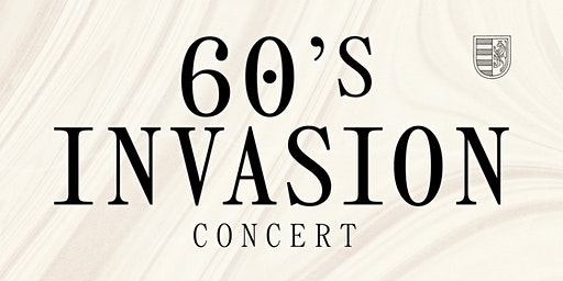 60's Invasion Winter Concert