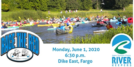 2020 Race the Red Canoe & Kayak Races tickets