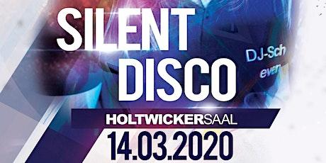 Silentdisco 2020 tickets