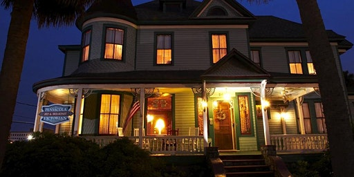 Ghost Investigation at Haunted Victorian Inn with TV Ghost Hunters