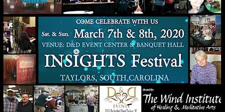 INSIGHTS Festival tickets