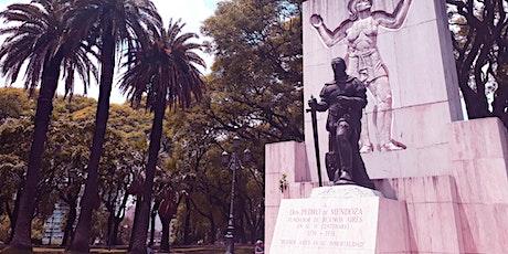 Casco Histórico de Buenos Aires - Caminata a la gorra entradas