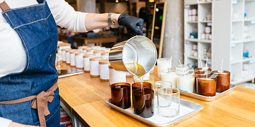 Candle Making Workshop | Young Gentry @ Citizen Supply