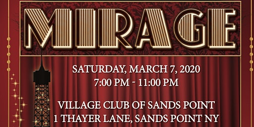 Shining Studios proudly presents: THE MIRAGE GALA