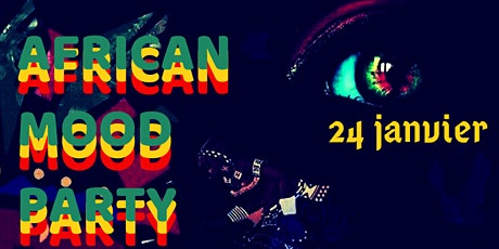 AFRICAN MOOD PARTY billets