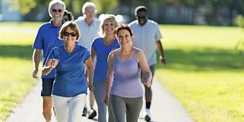 Senior Walk at Lakes Park,  Fort Myers FL  10 wks starting Saturday Jan 25th