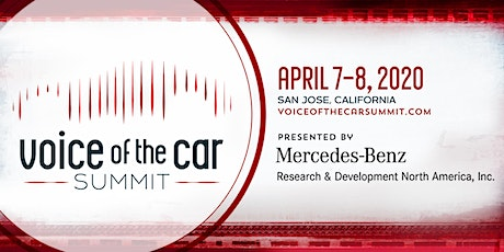 The 2020 Voice of the Car Summit tickets