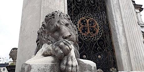 Cementerio de la Recoleta - Recorrido a la gorra entradas