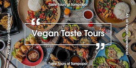 Tampopo Vegan Taste Tour @ Piccadilly - £18 tickets