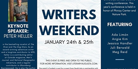 Writers Weekend tickets