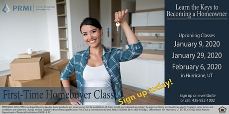 First-Time Home Buyer Class - January 29th tickets