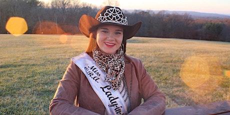 Miss Ozark Rodeo Association 2020 Coronation tickets