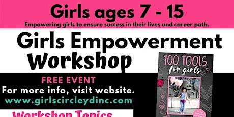 Girls Empowerment Workshop tickets