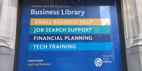 New York StartUP! 2020 Workshop 1: Business Planning Research and Resources tickets