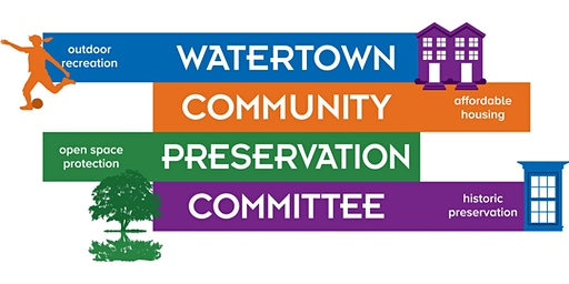 Watertown CPA Community Meeting
