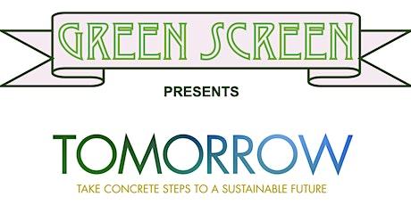 Film screening: Tomorrow tickets