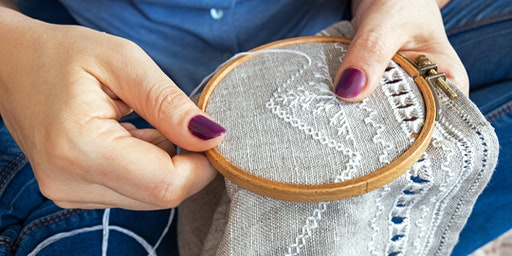 Embroidery Circle