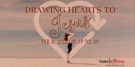 Drawing Hearts to Jesus tickets