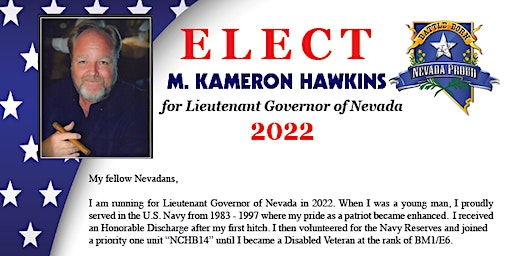 Hawkins for Nevada Gun Show Amargosa April