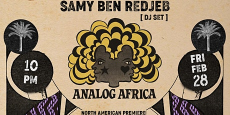 Analog Africa tickets