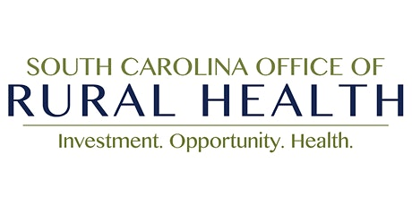 Sponsor Registration: SC's 24th Annual Rural Health Conference tickets