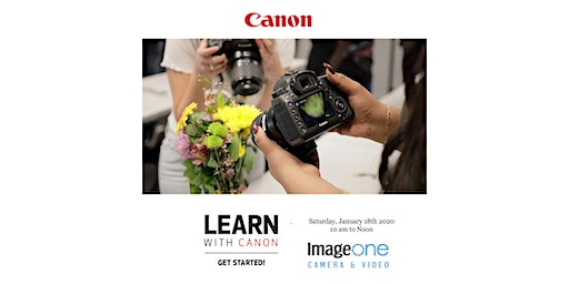 Learn With Canon: Getting Started