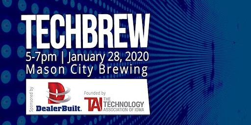 TechBrew January