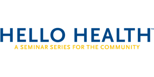 Hello Health : Advances in Chronic Pain Treatment