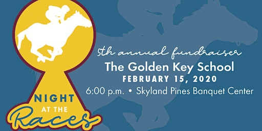 The Golden Key 5th Annual Night at the Races