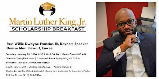 Dr. Martin Luther King, Jr. Scholarship Breakfast 2020