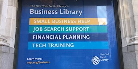 New York StartUP! 2020 Workshop 2: Developing Your Marketing Plan tickets