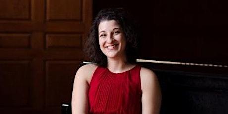 """Bach to the Future"": Rita Rovenskaya, Piano tickets"