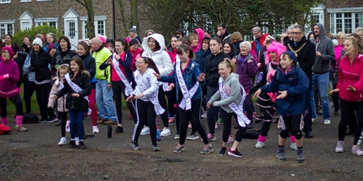 15k Annual Crocus Walk for Breast Cancer Now -The Research and Care Charity