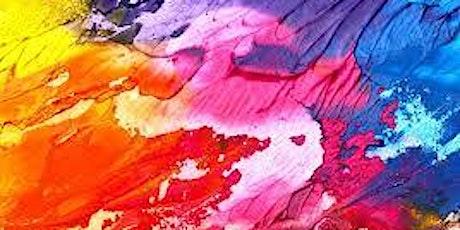 In kleuren het pad naar het licht gaan (1) tickets