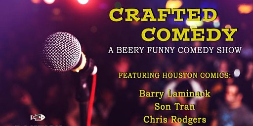 Crafted Comedy Standup Show