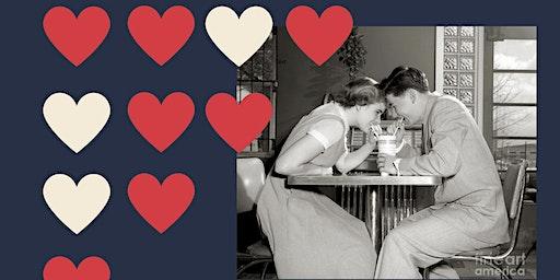 Pop-Up Lit Night:  Love Story
