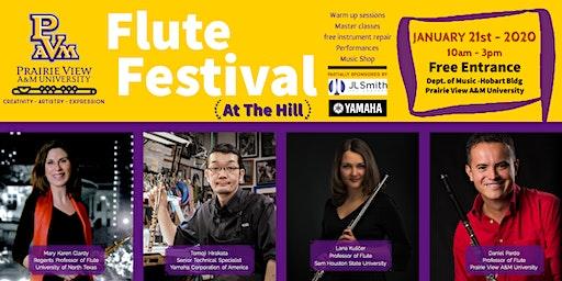Prairie View A&M Flute Festival