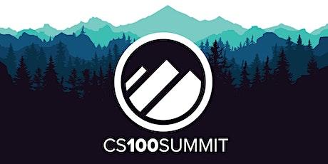 2020 CS100 Summit tickets