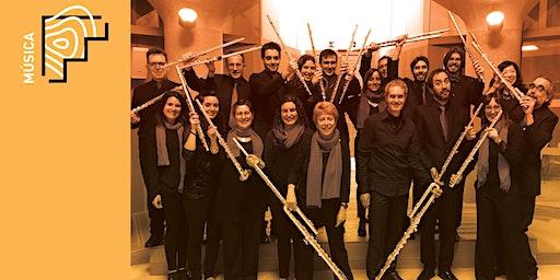 Clàssics & Flautes - Festival Ressona