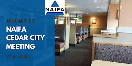 NAIFA Cedar City January Meeting