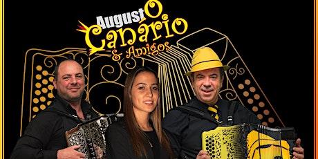 Augusto Canario e Amigos AO VIVO tickets